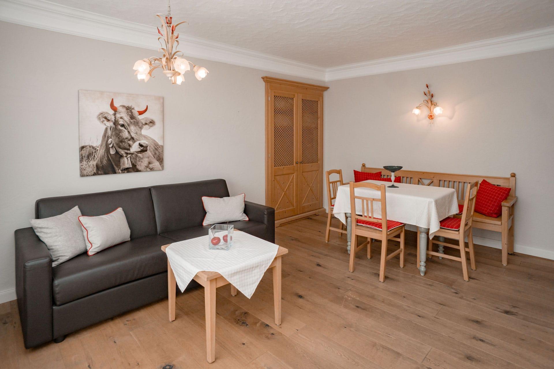 Appartement Hüttl – Haus 39 – Top 1
