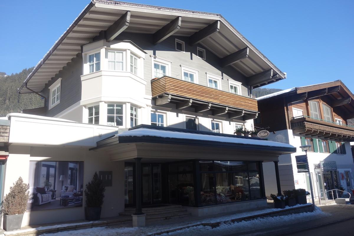 Appartement Hüttl - Haus 187
